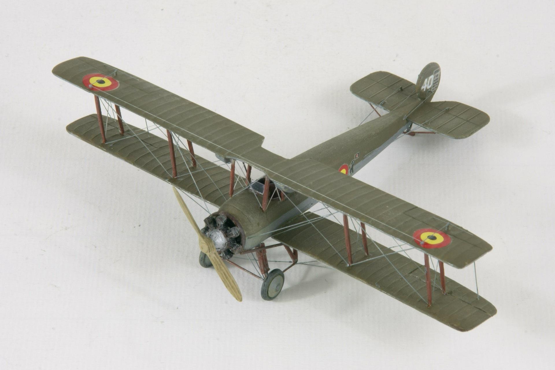Avro 504 n late