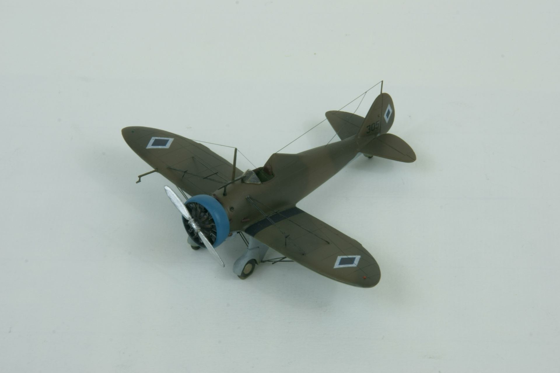 Boeing p 26a peashooter 1