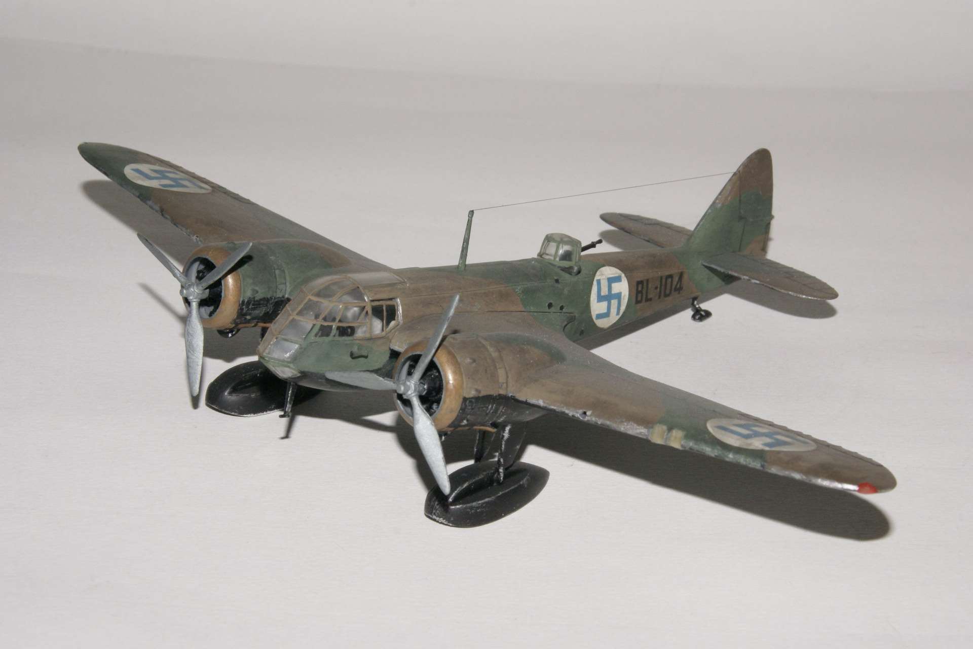 Bristol blenheim i series i 7