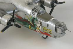 Consolidated b 24j liberator 2 3