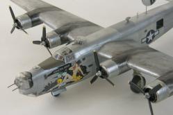 Consolidated b 24j liberator 2