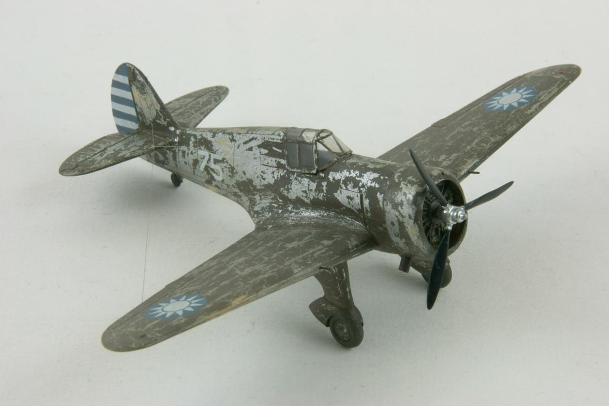 Curtiss hawk 75h 4