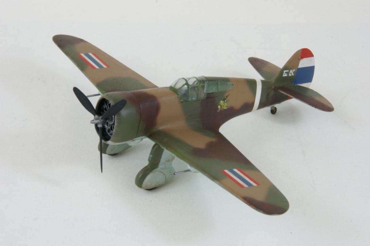 Curtiss hawk 75n