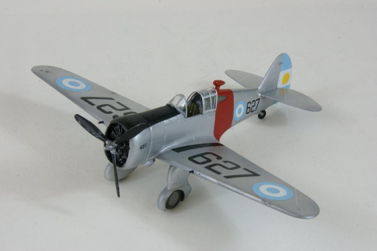 Curtiss hawk 75o