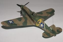 Curtiss p 40e warhawk 3 2