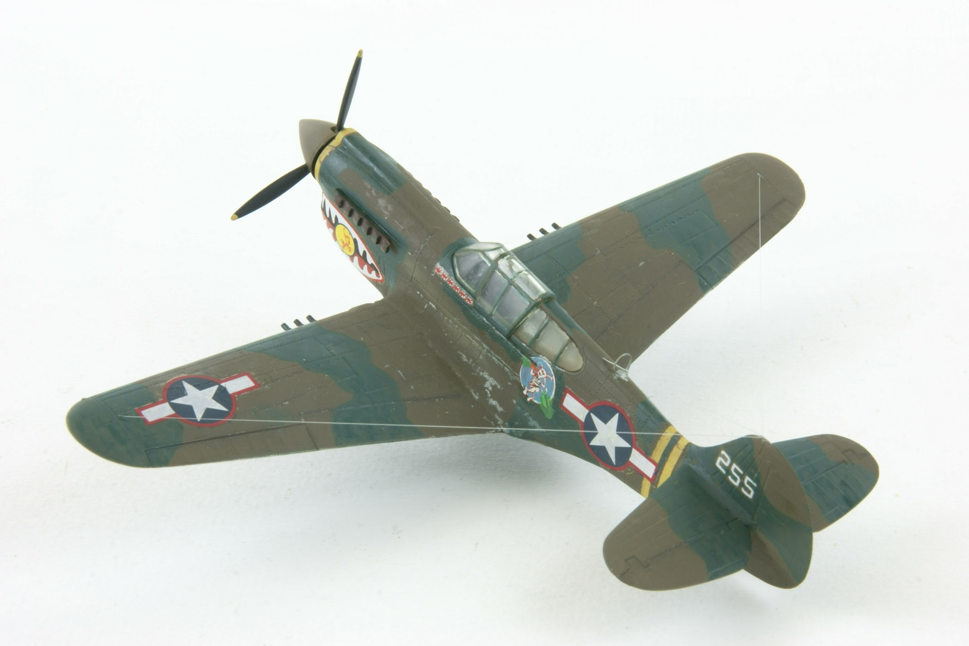 Curtiss p 40k warhawk 1