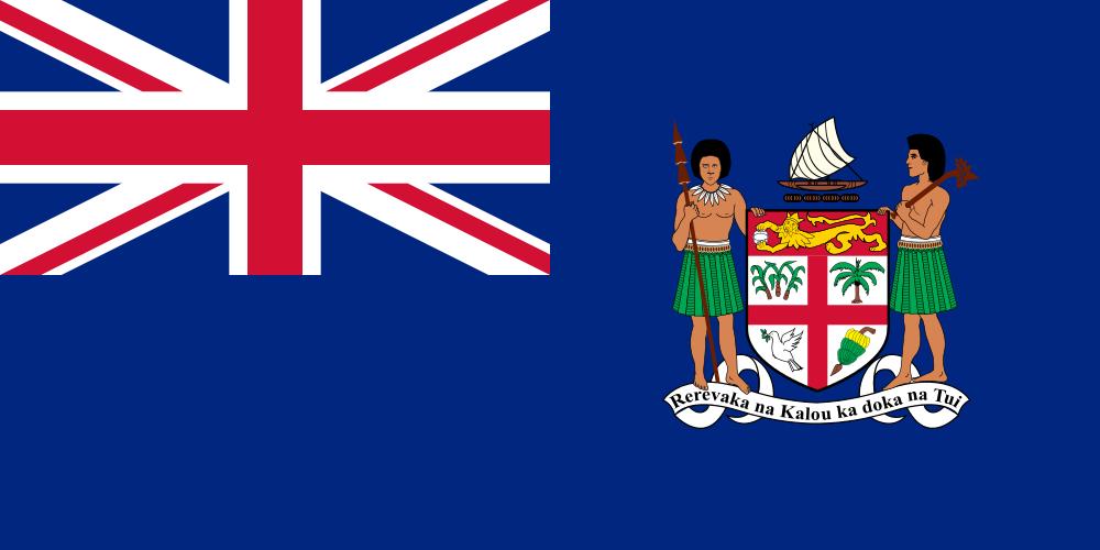 Fiji british crown colony