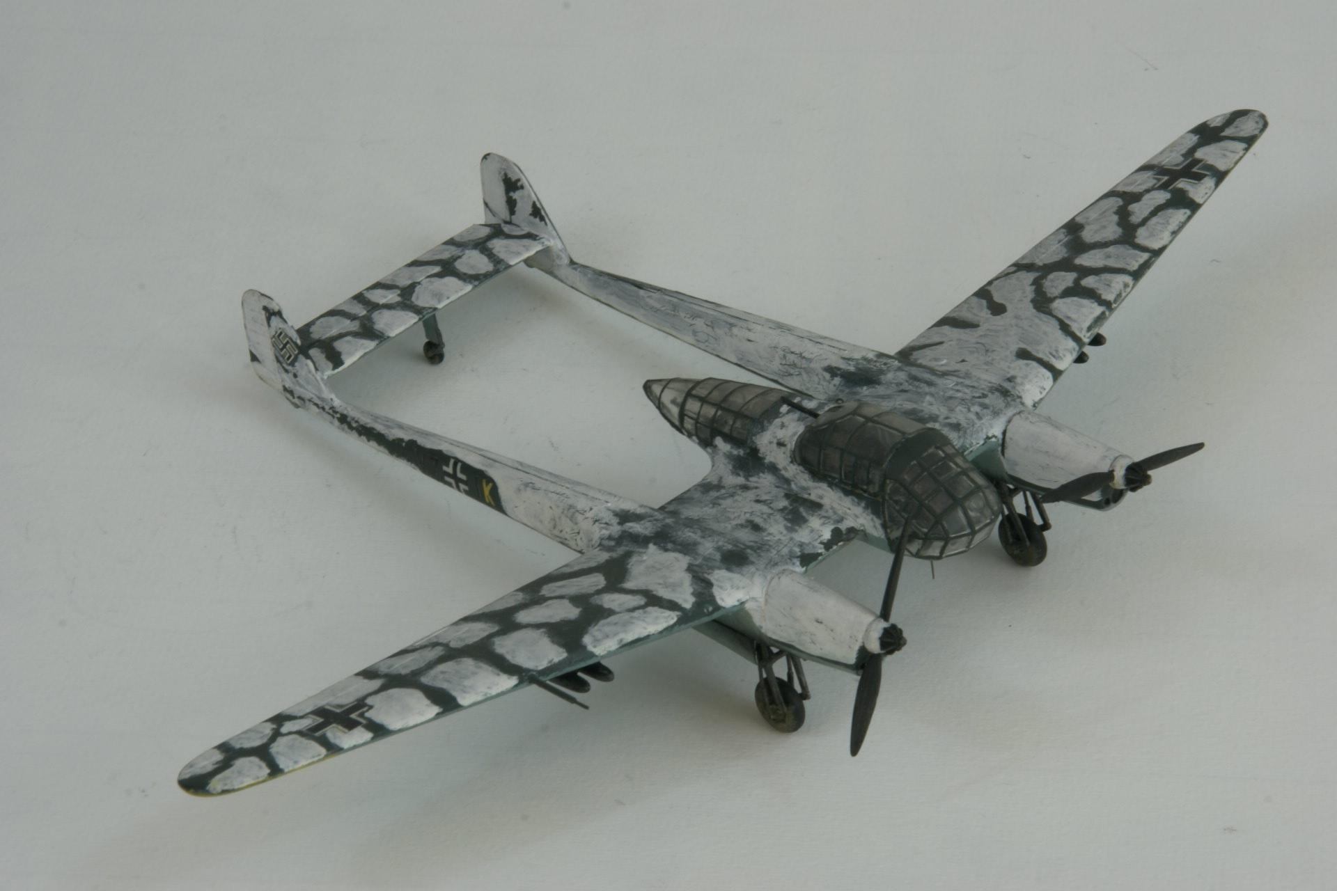 Focke wulf 189a 2 4