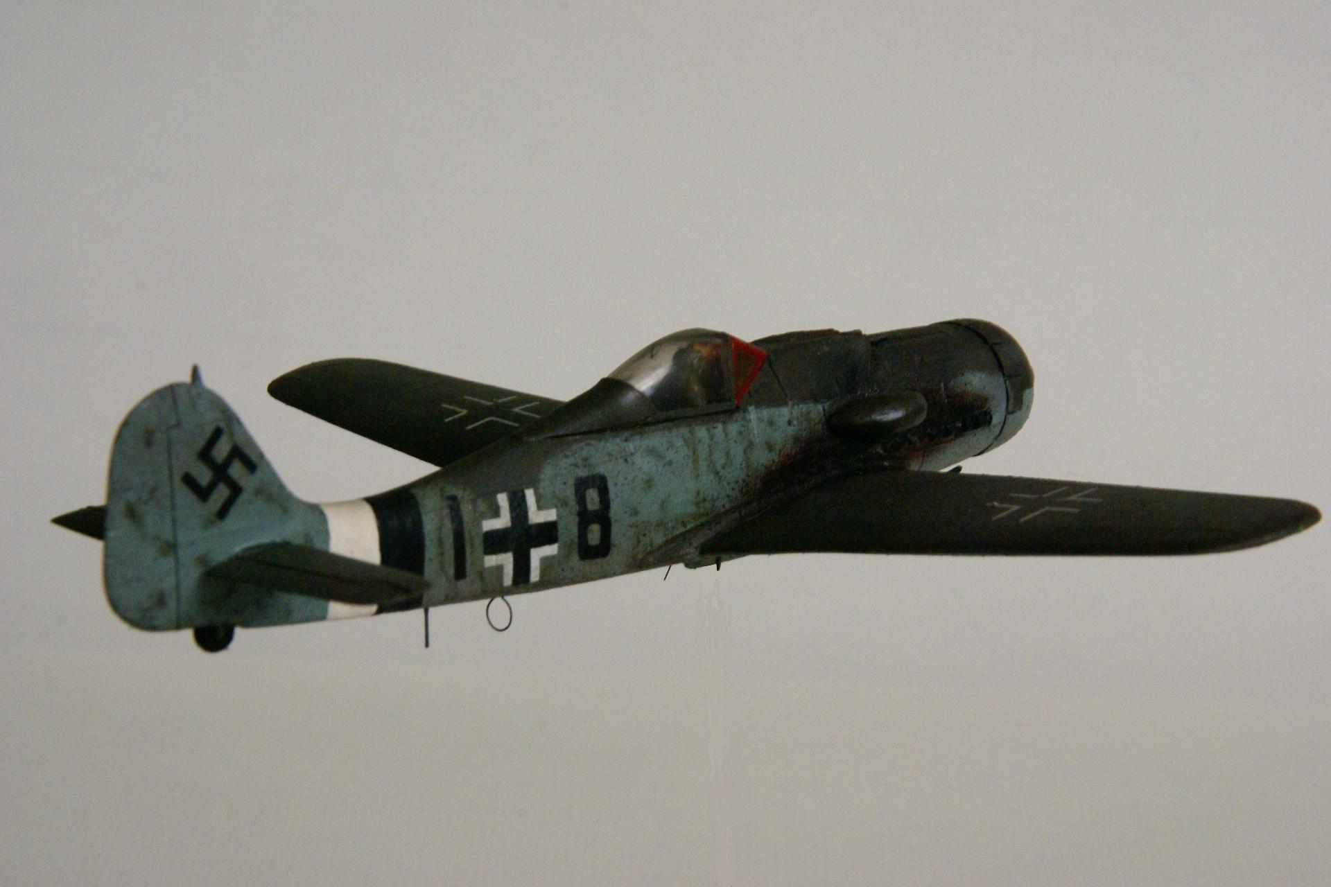Focke wulf 190d 9 1
