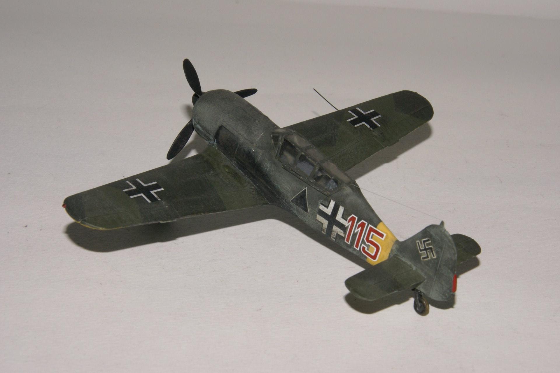 Focke wulf 190s 5 2
