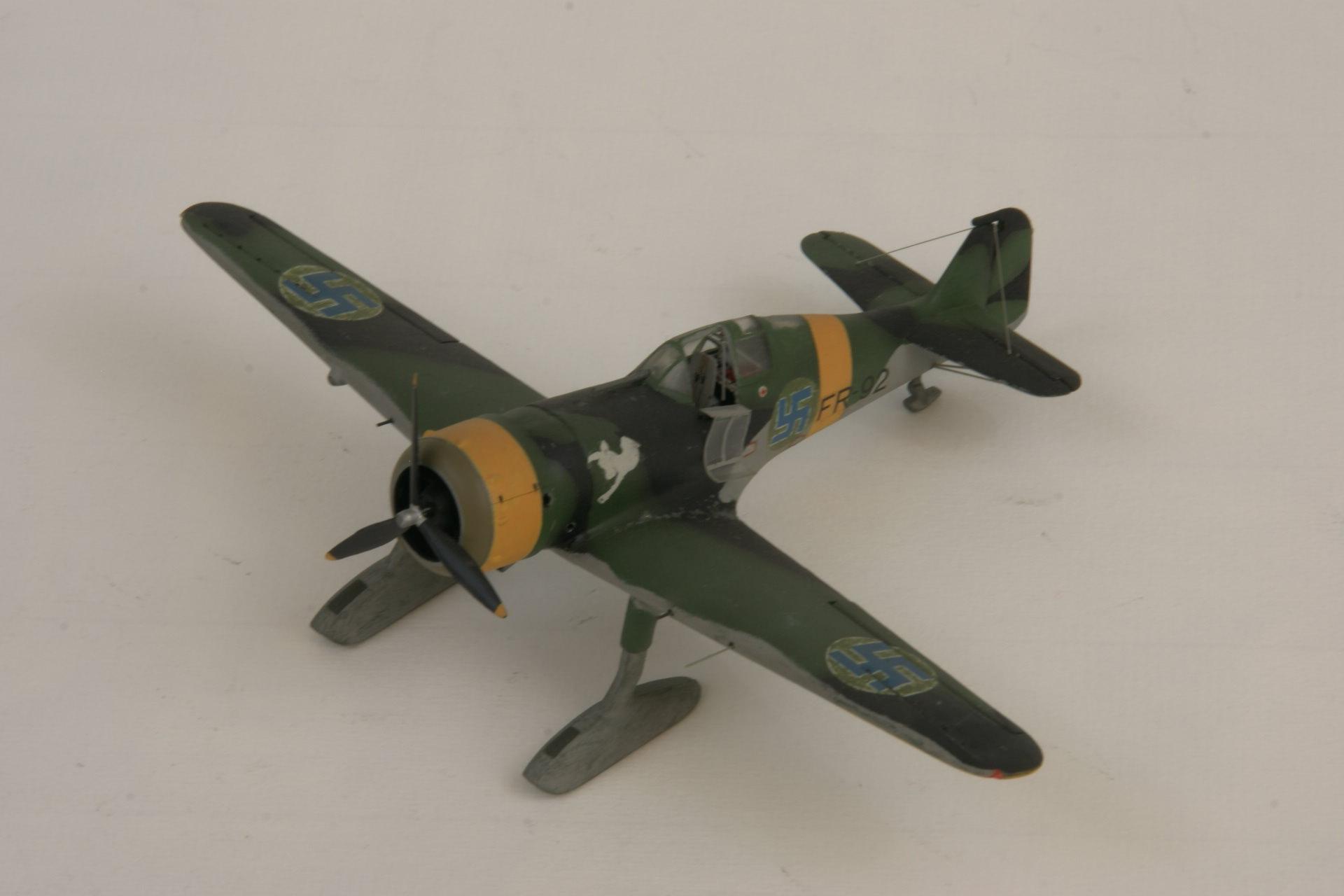 Fokker d xxi series 2 1