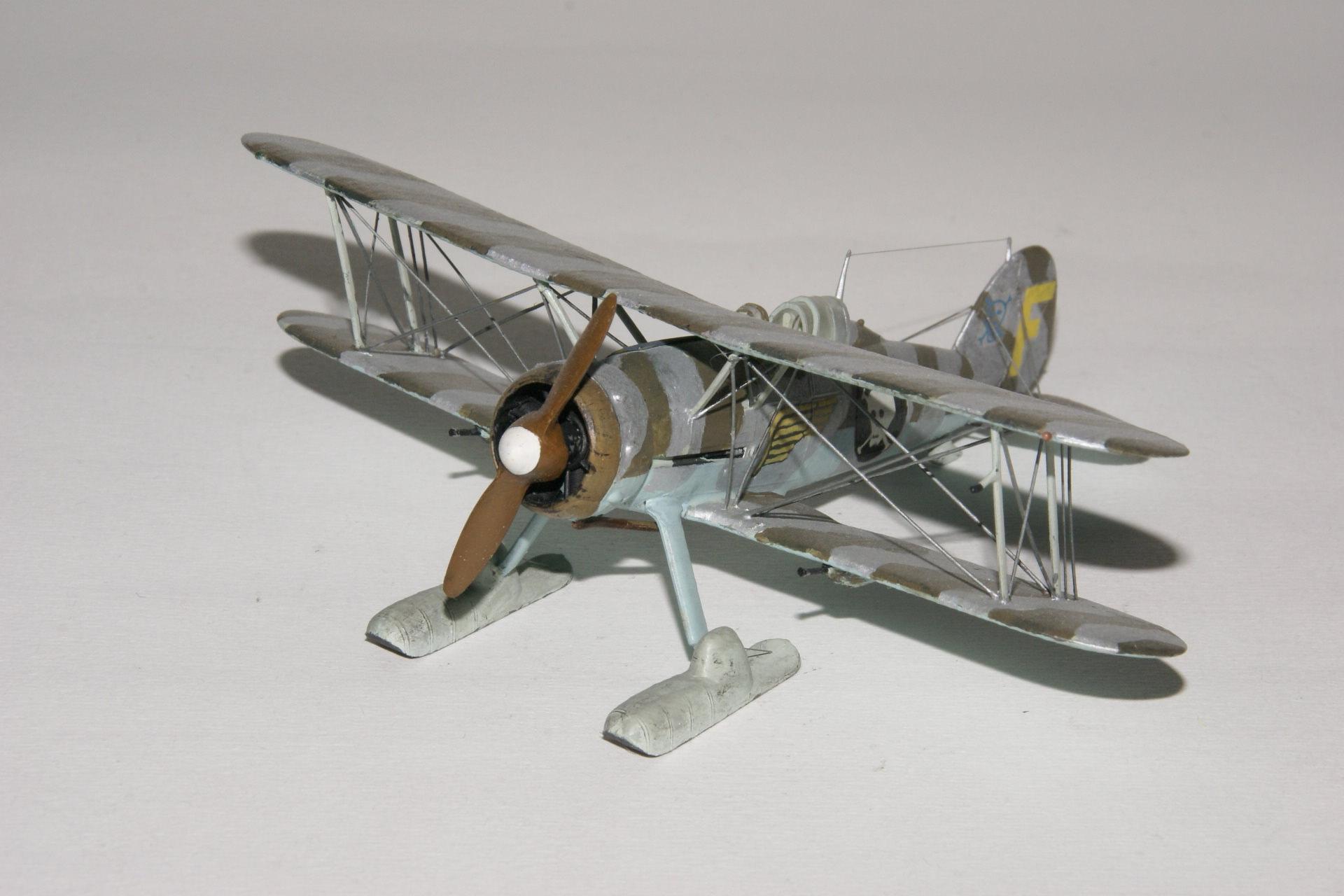 Gloster gladiator i 1