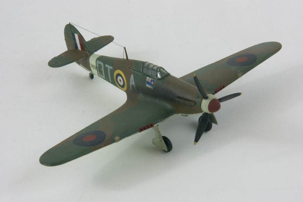 Hawker hurricane i 5