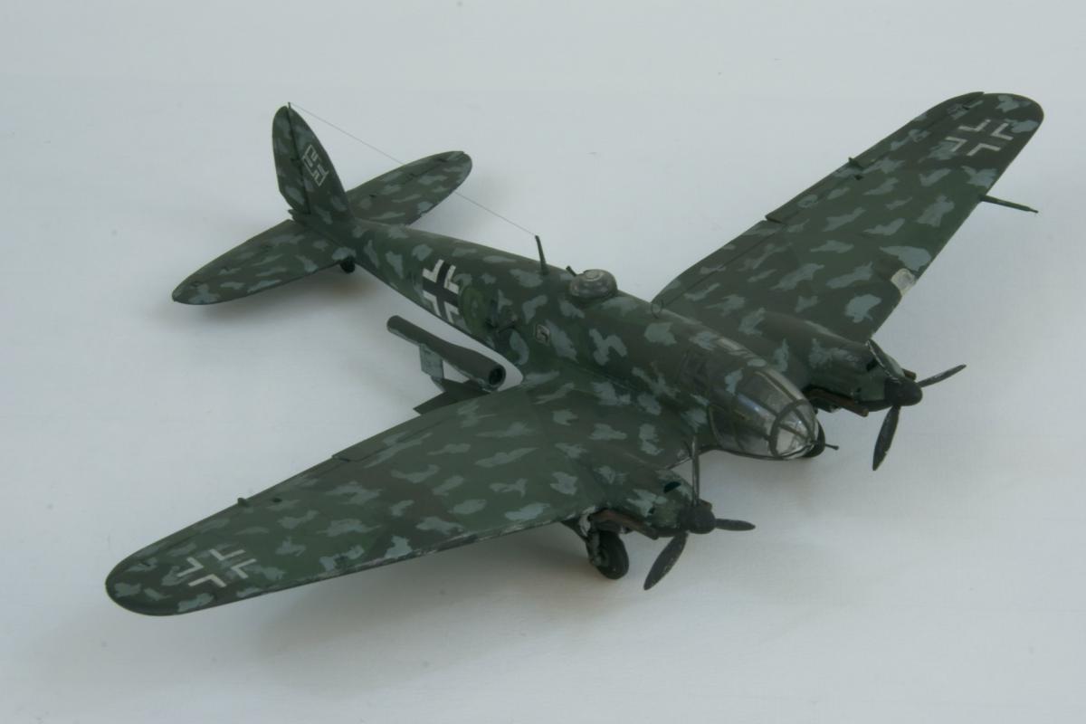 Heinkel 111h 22 w v 1 4