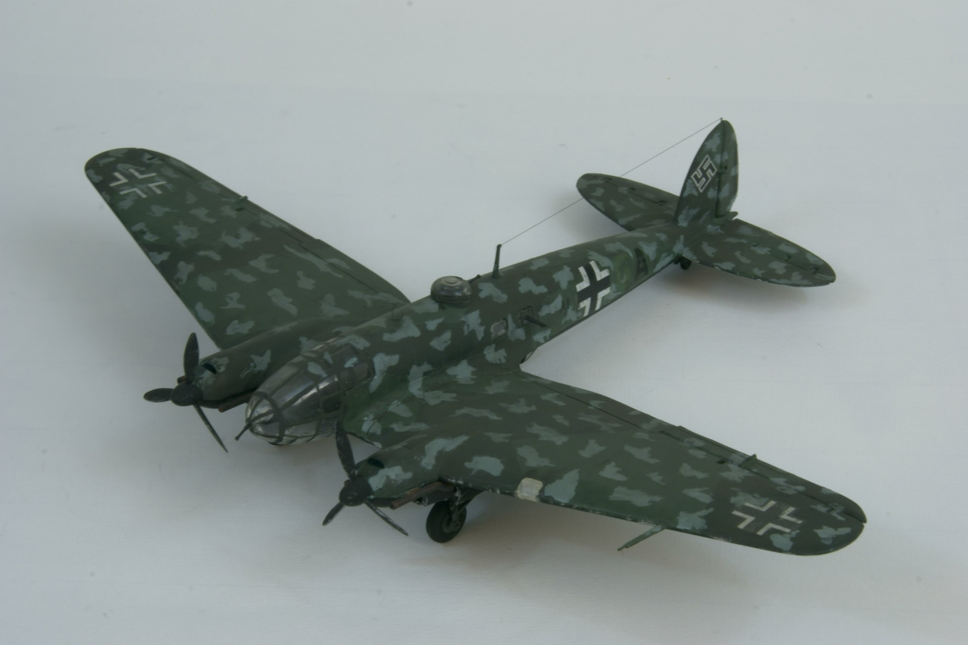 Heinkel 111h 22 w v 1