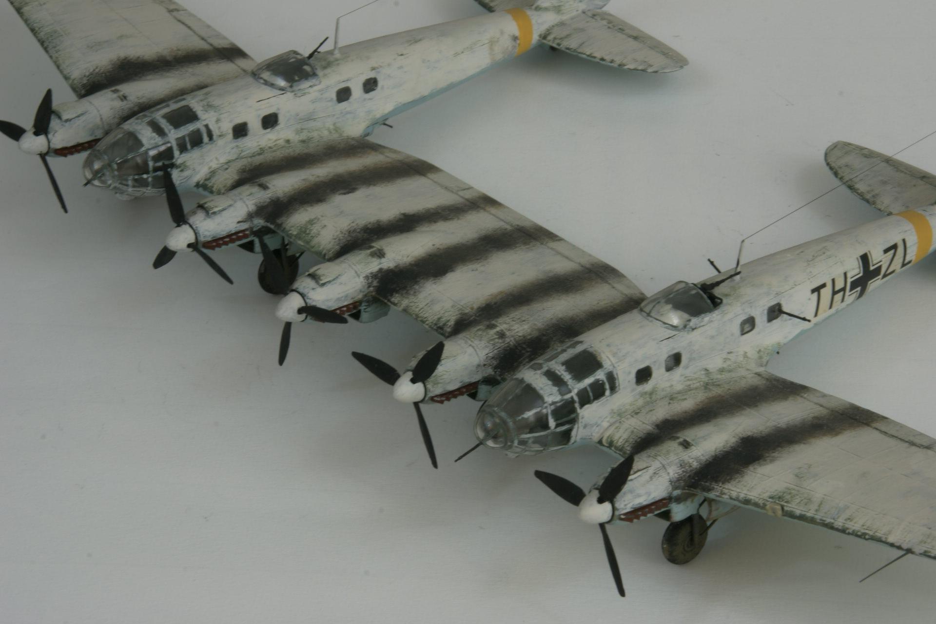 Heinkel 111z 1