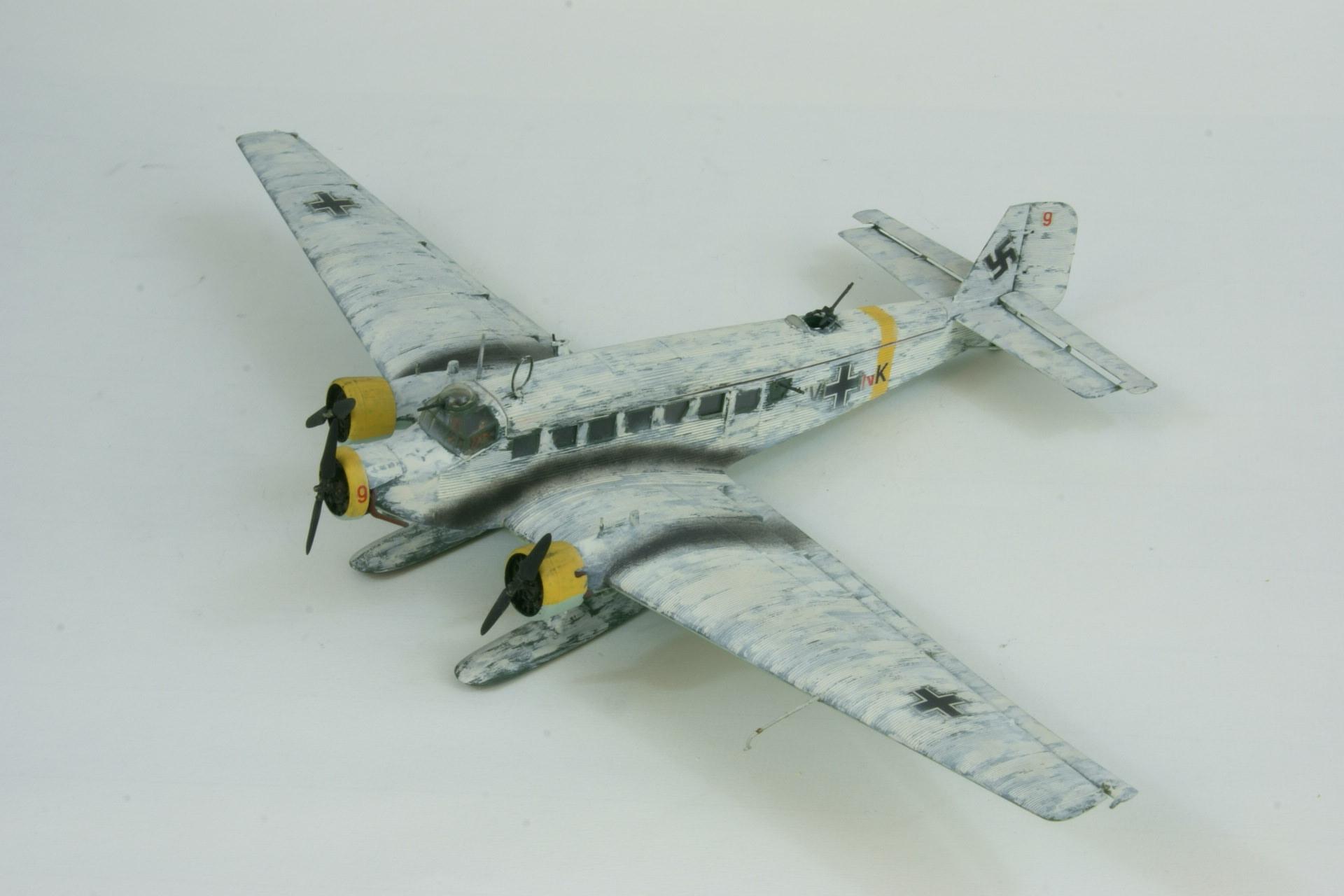 Junkers 52 3m9e 4