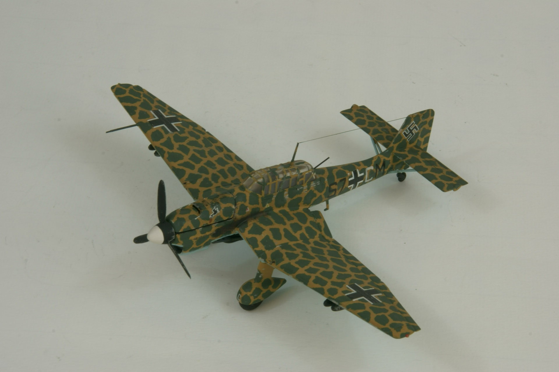 Junkers 87b 2 trop 1