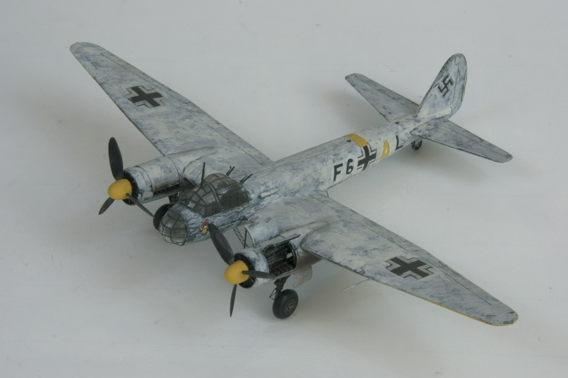 Junkers 88d 1 1