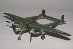 Lockheed p 38h lightning 5 2