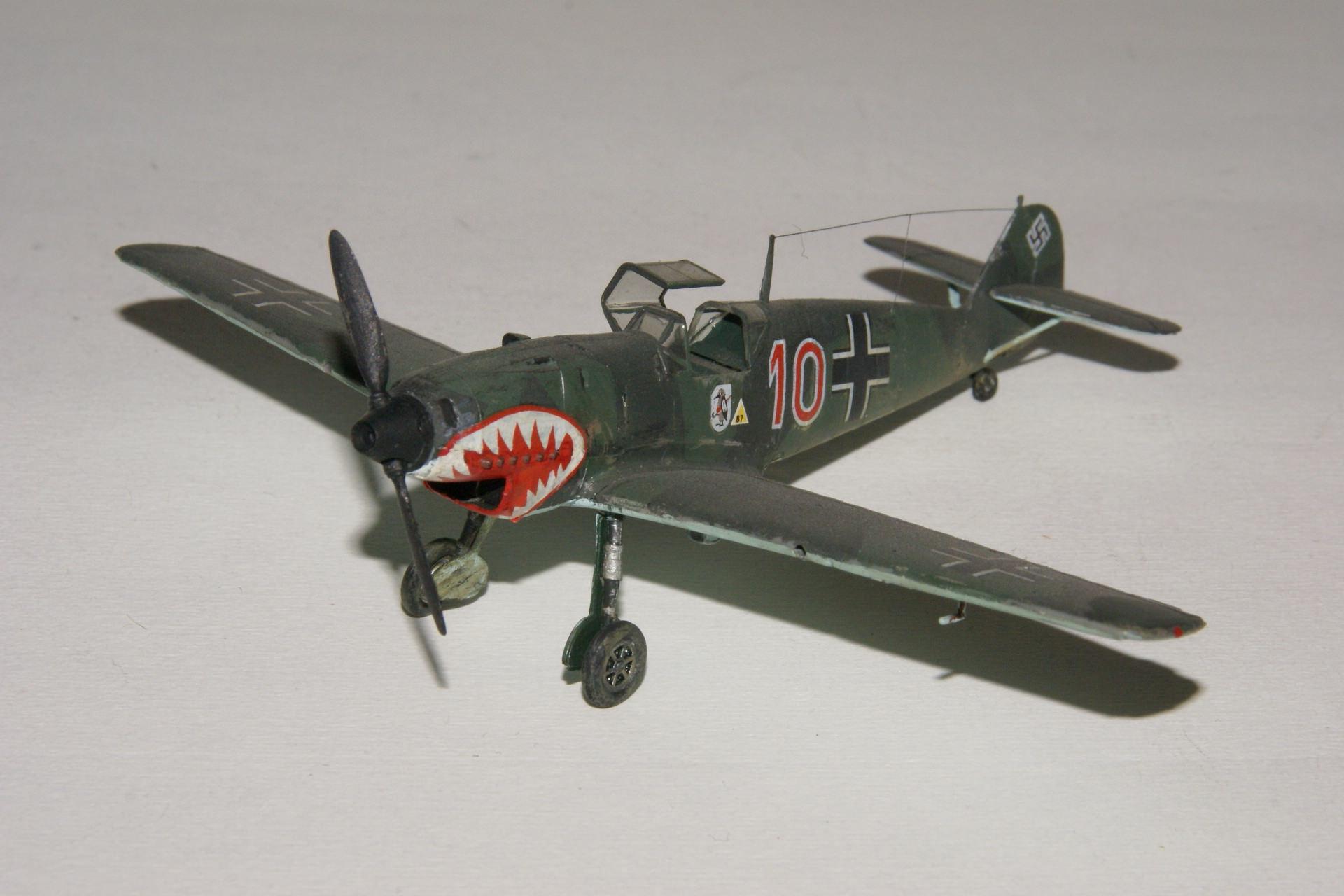 Messerschmitt 109c 1 1