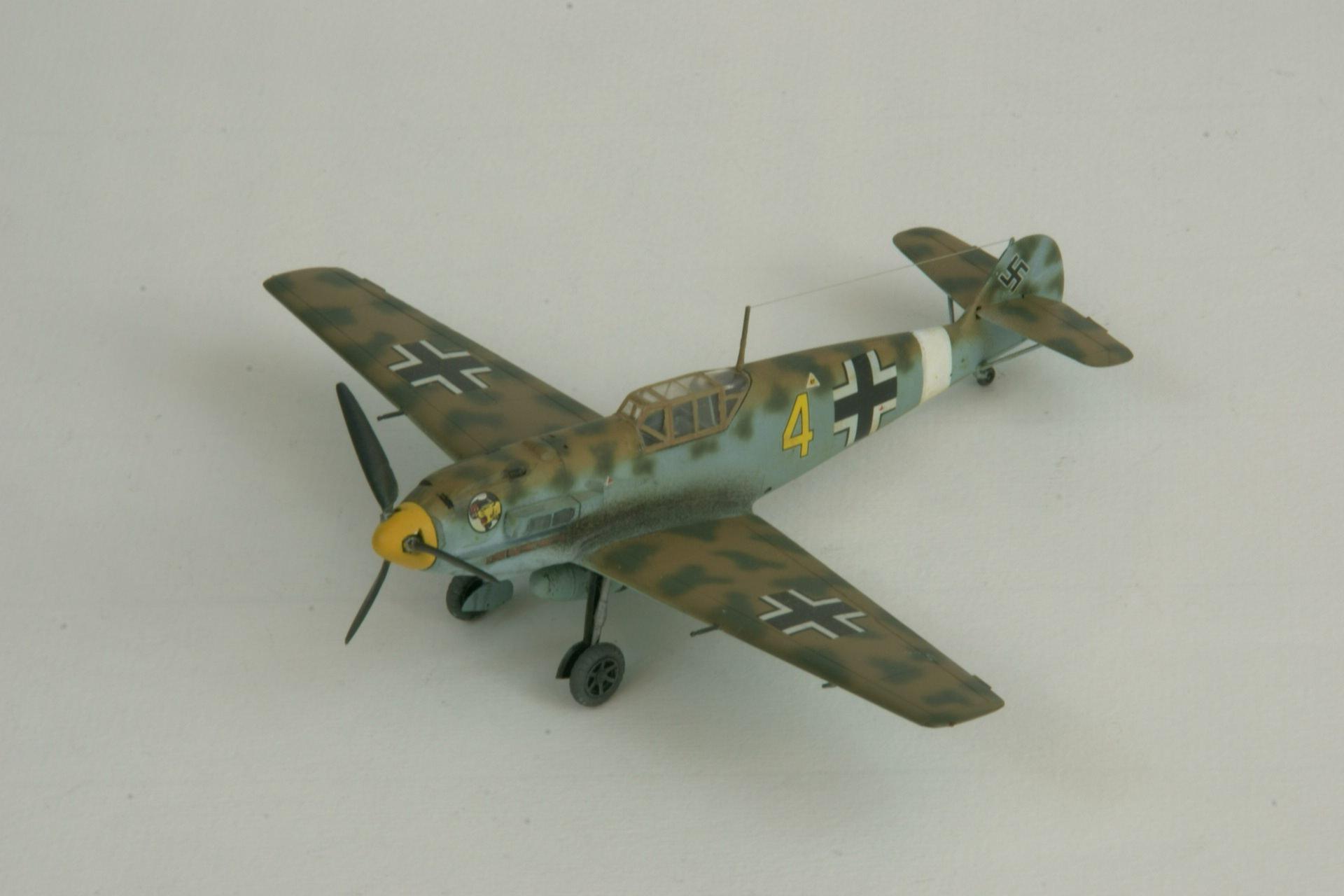 Messerschmitt 109e 4 trop 1