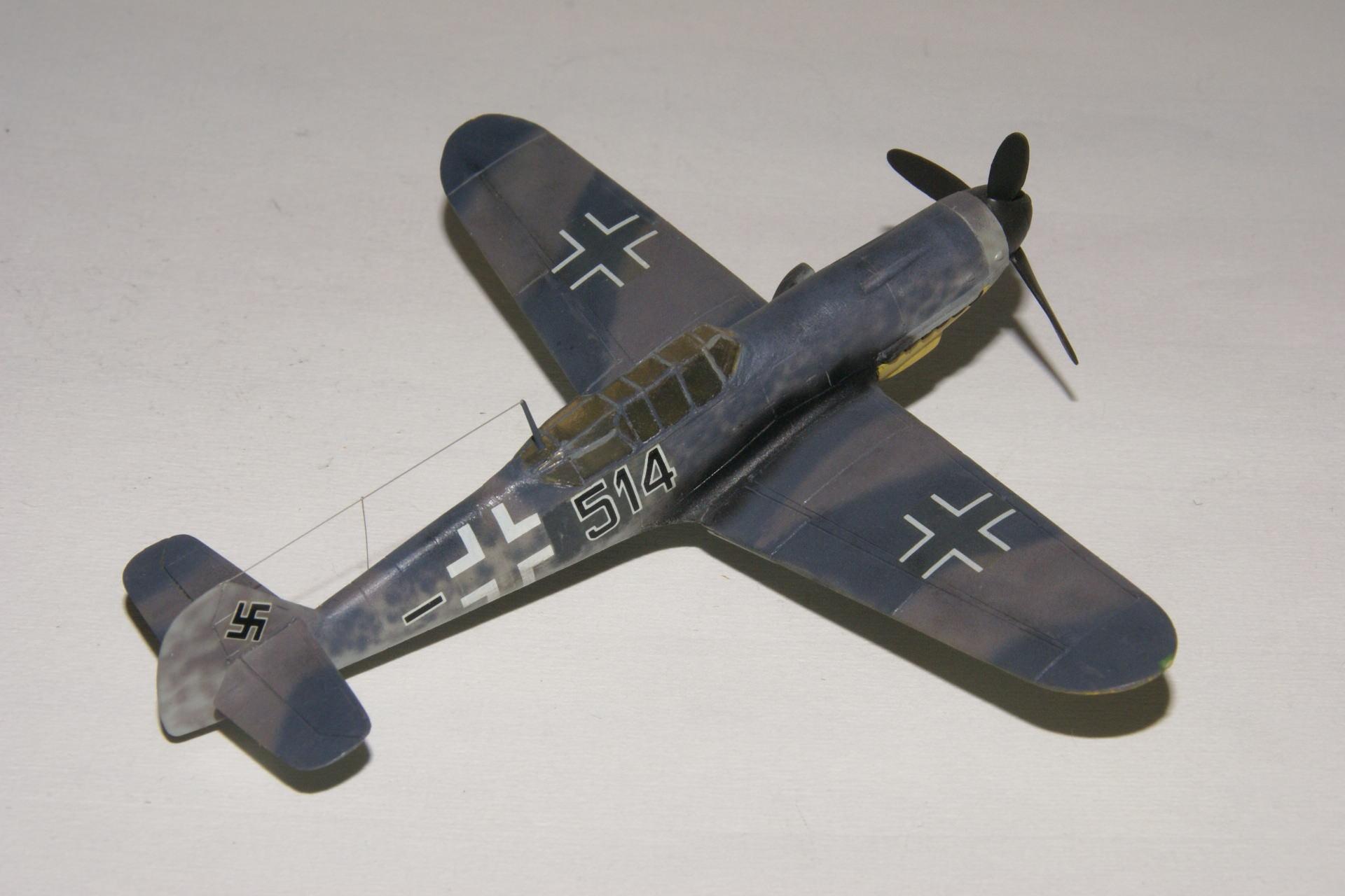 Messerschmitt 109g 12 3