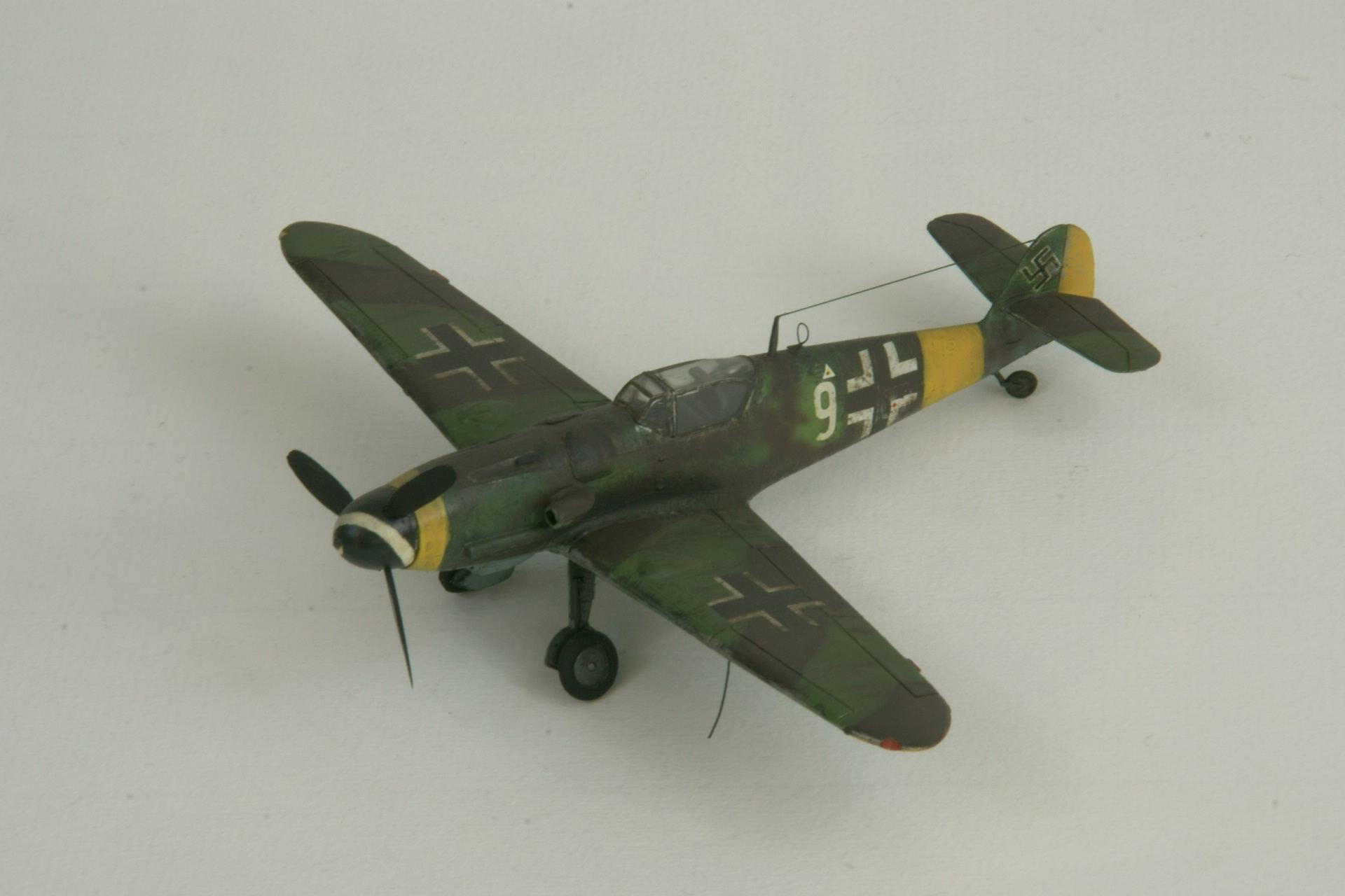 Messerschmitt 109g 14 as 1