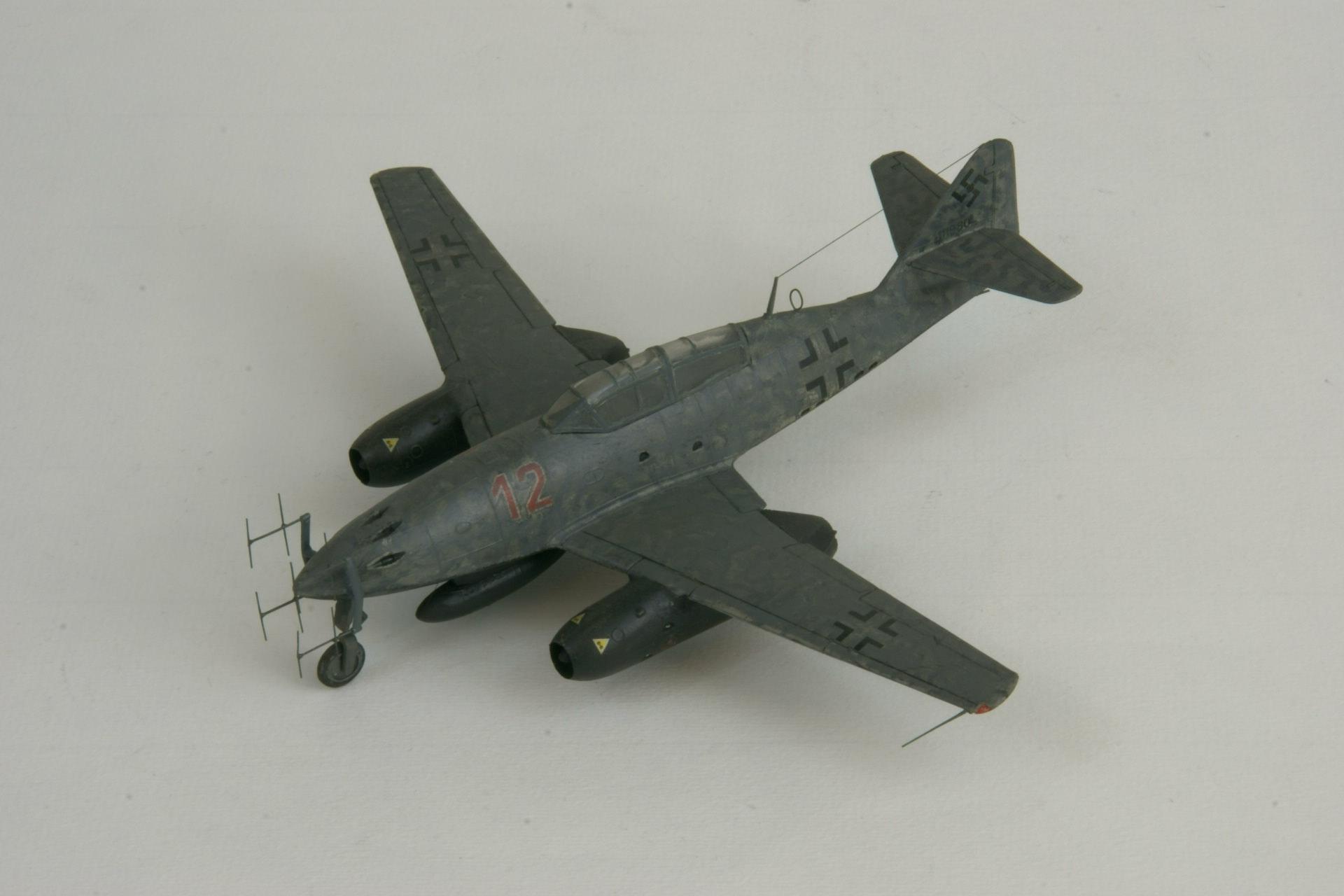 Messerschmitt 262b 1a u1 1