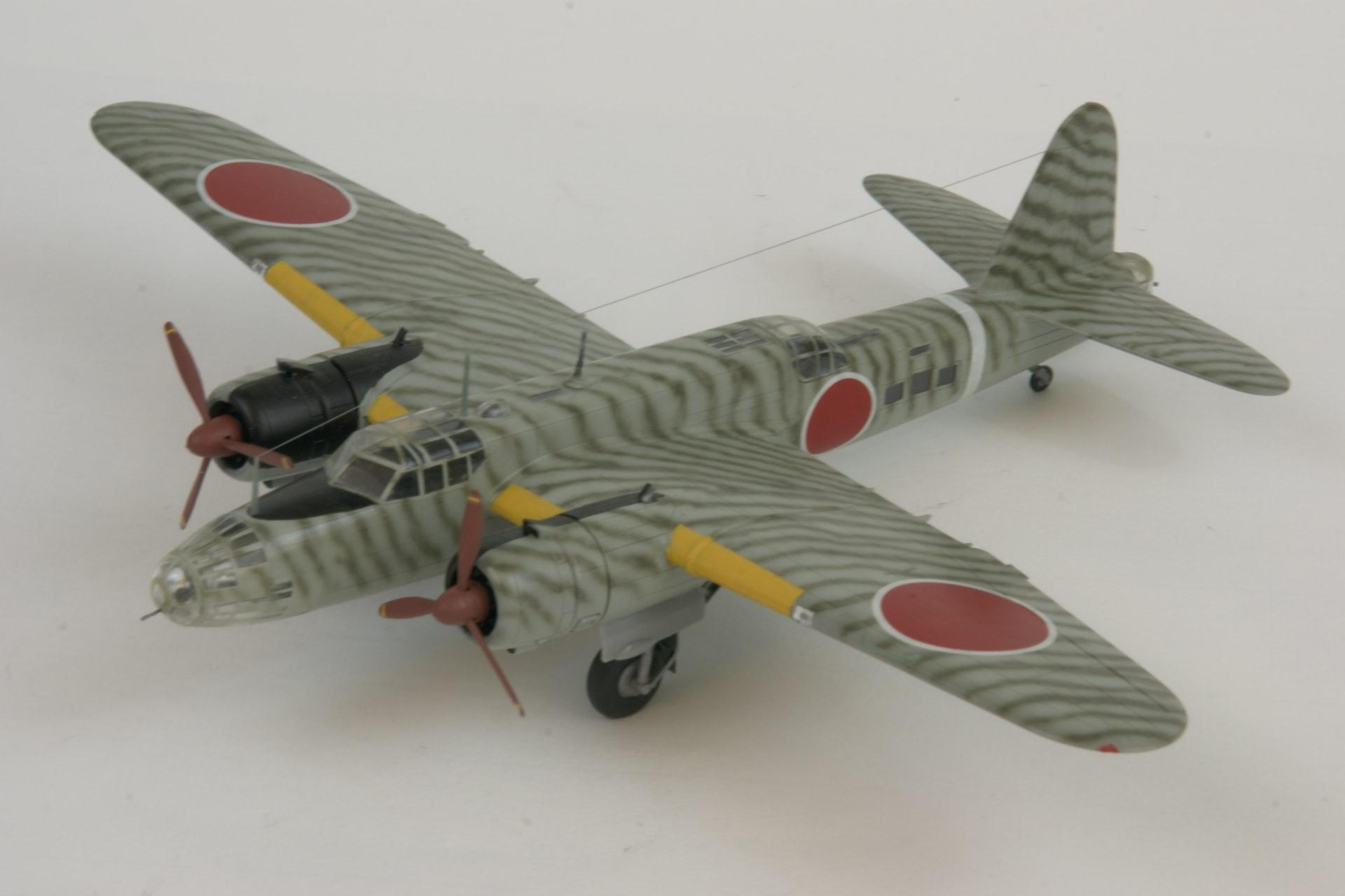 Nakajima ki 49 ii helen 1