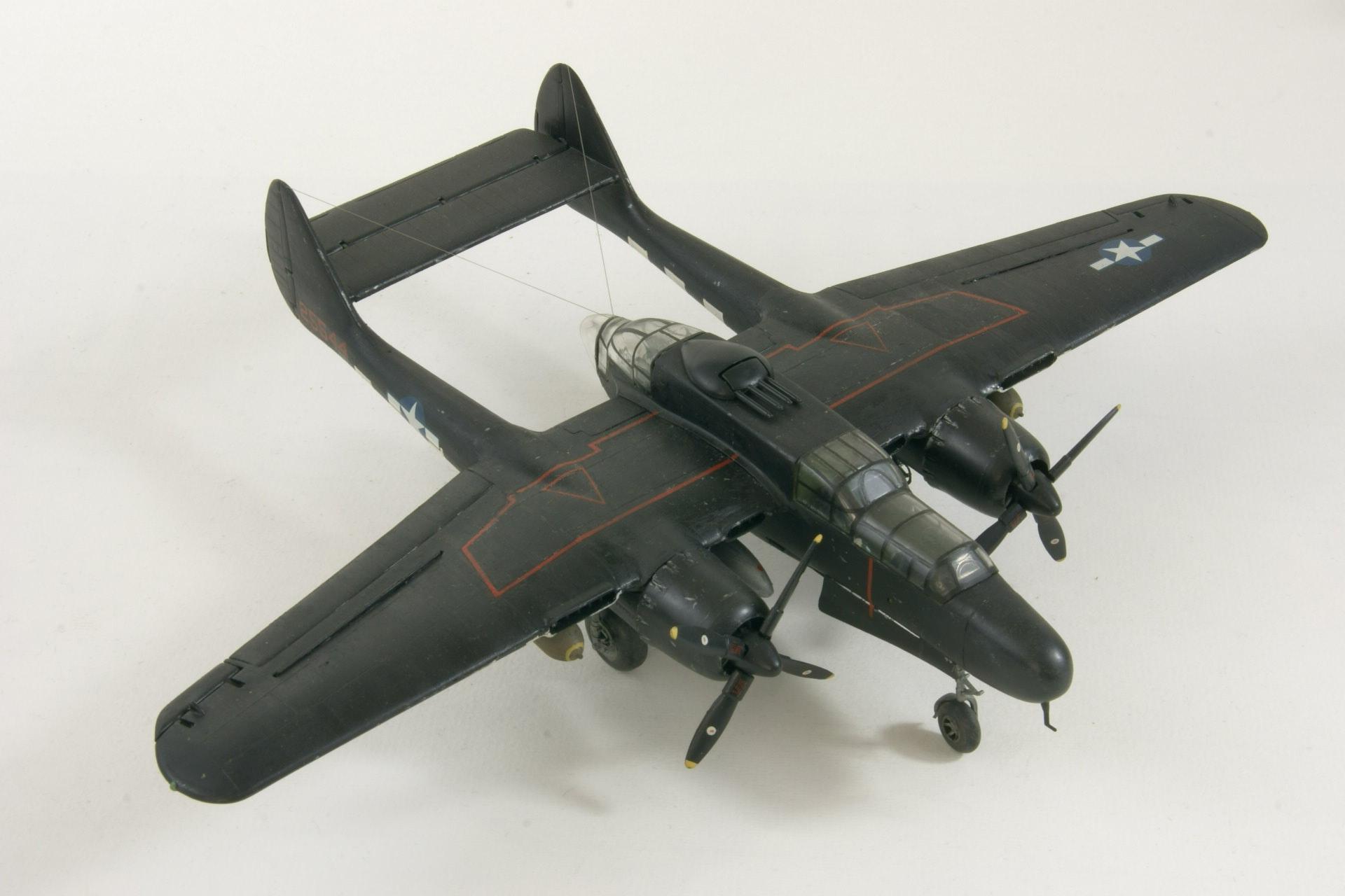 Northrop p 61a black widow 4 1