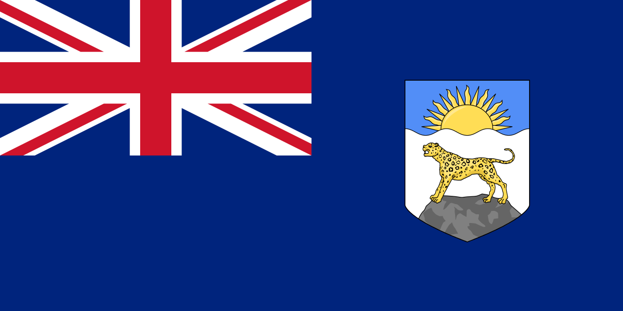 Nyasaland protectorate 1919 1964