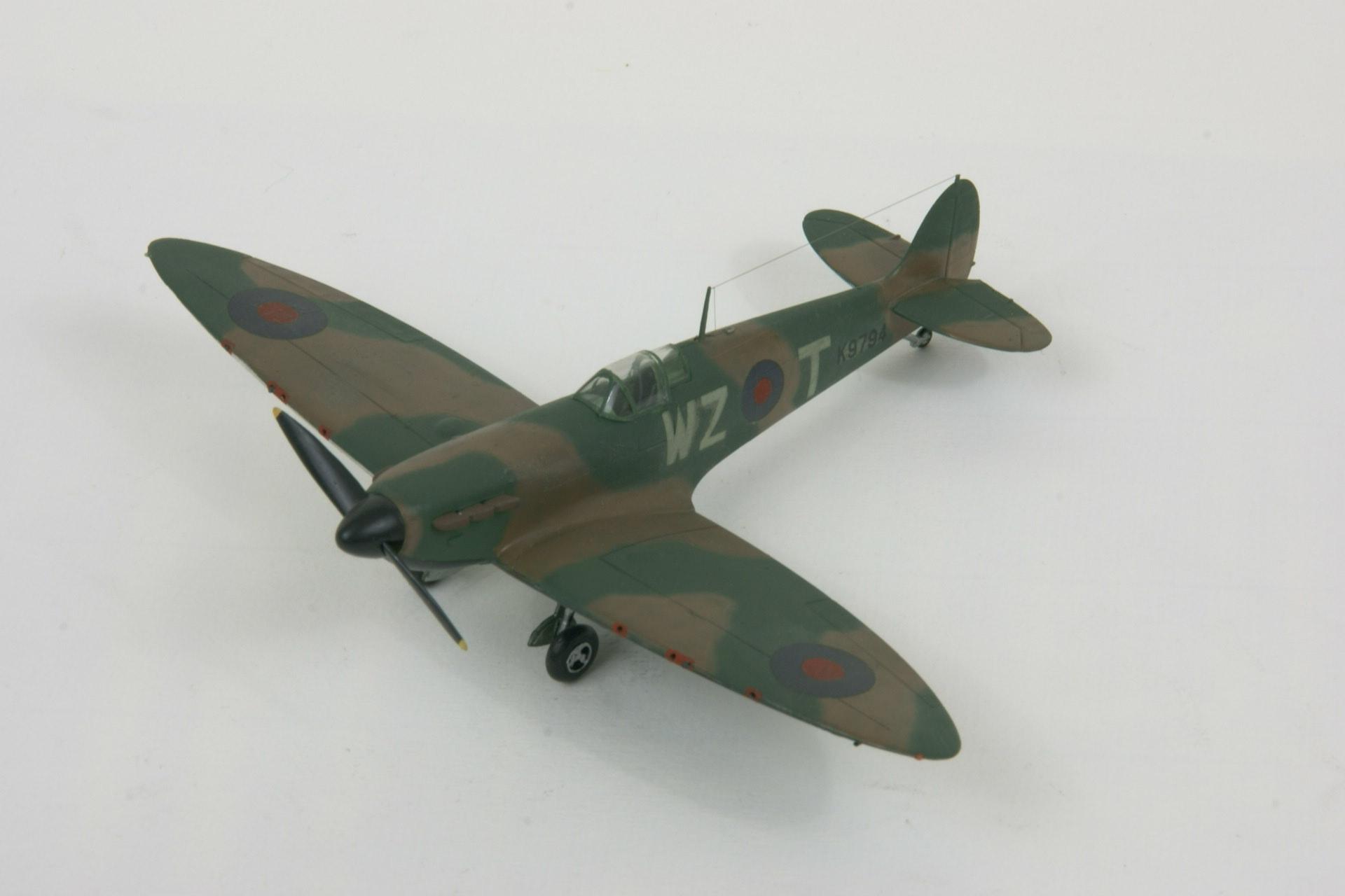 Supermarine spitfire ia early 1