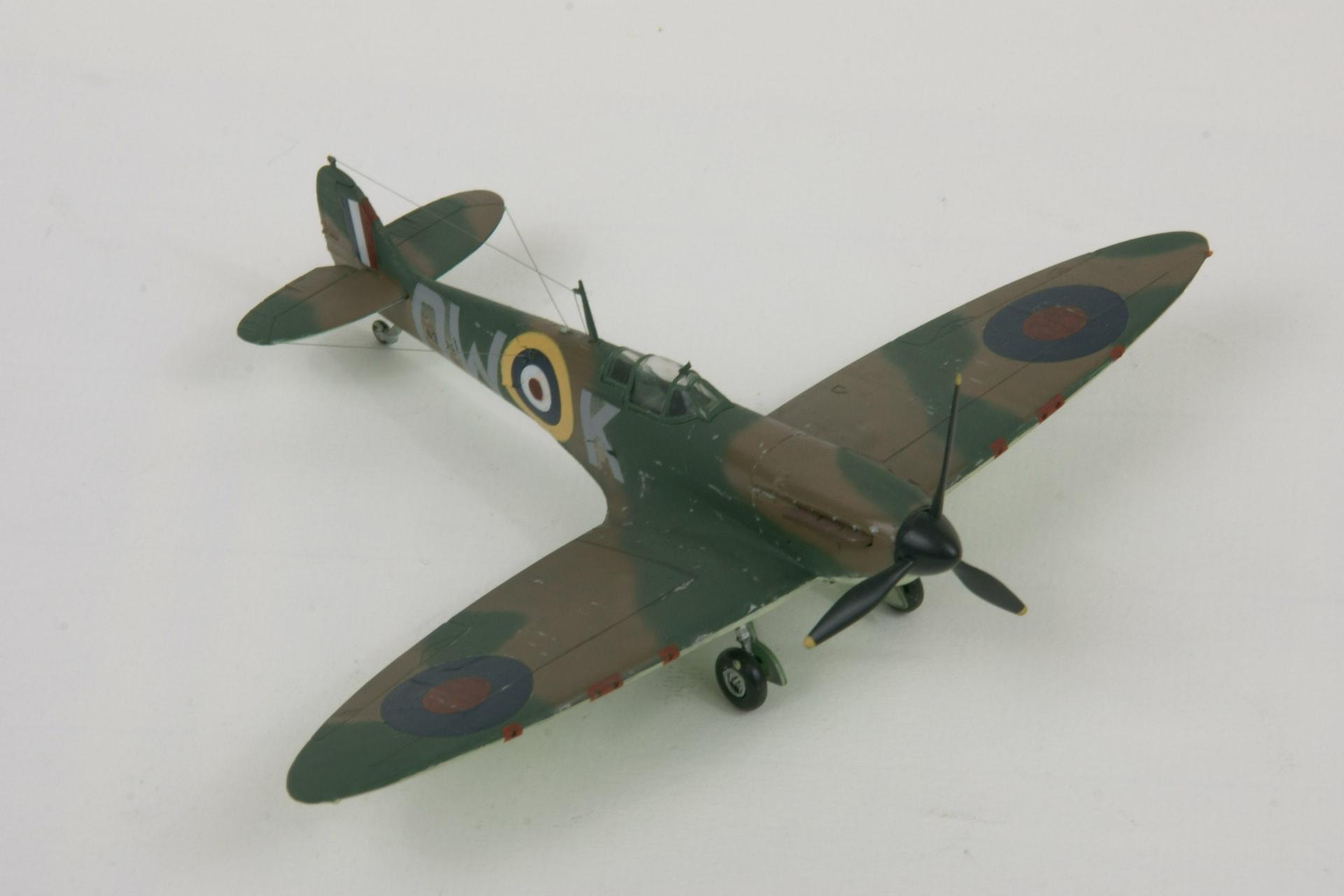 Supermarine spitfire ia late 1