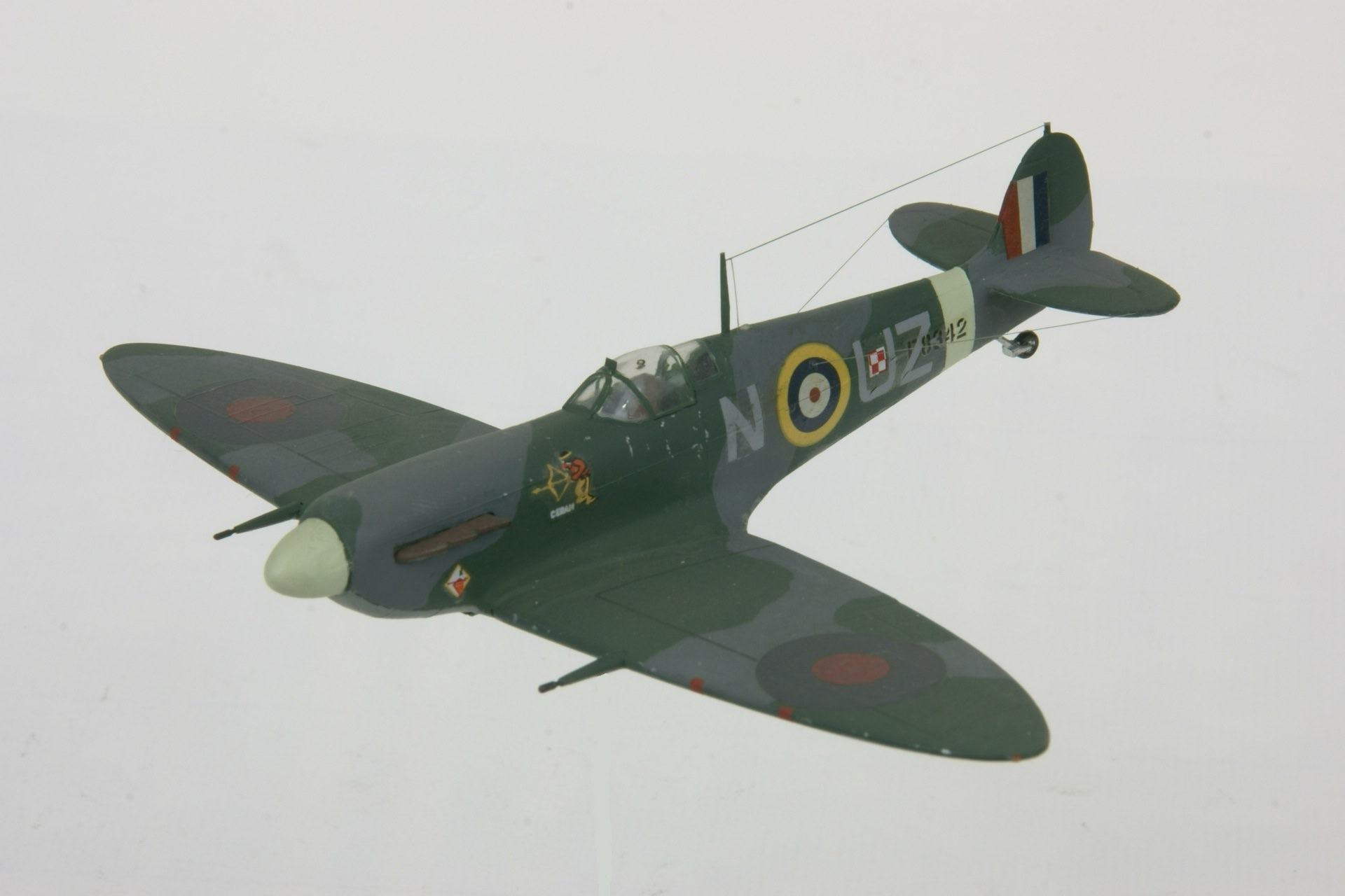 Supermarine spitfire iib 1