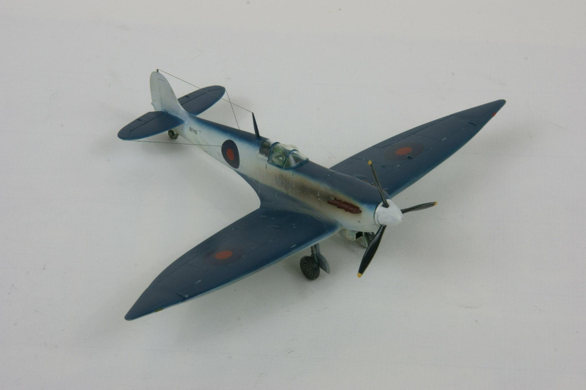 Supermarine spitfire iv 4