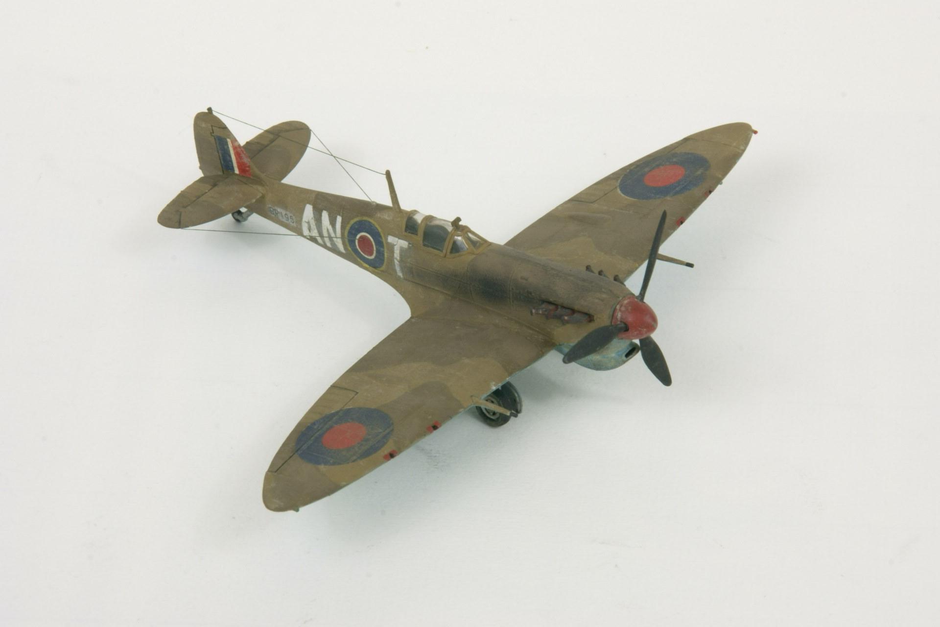 Supermarine spitfire vb trop 1