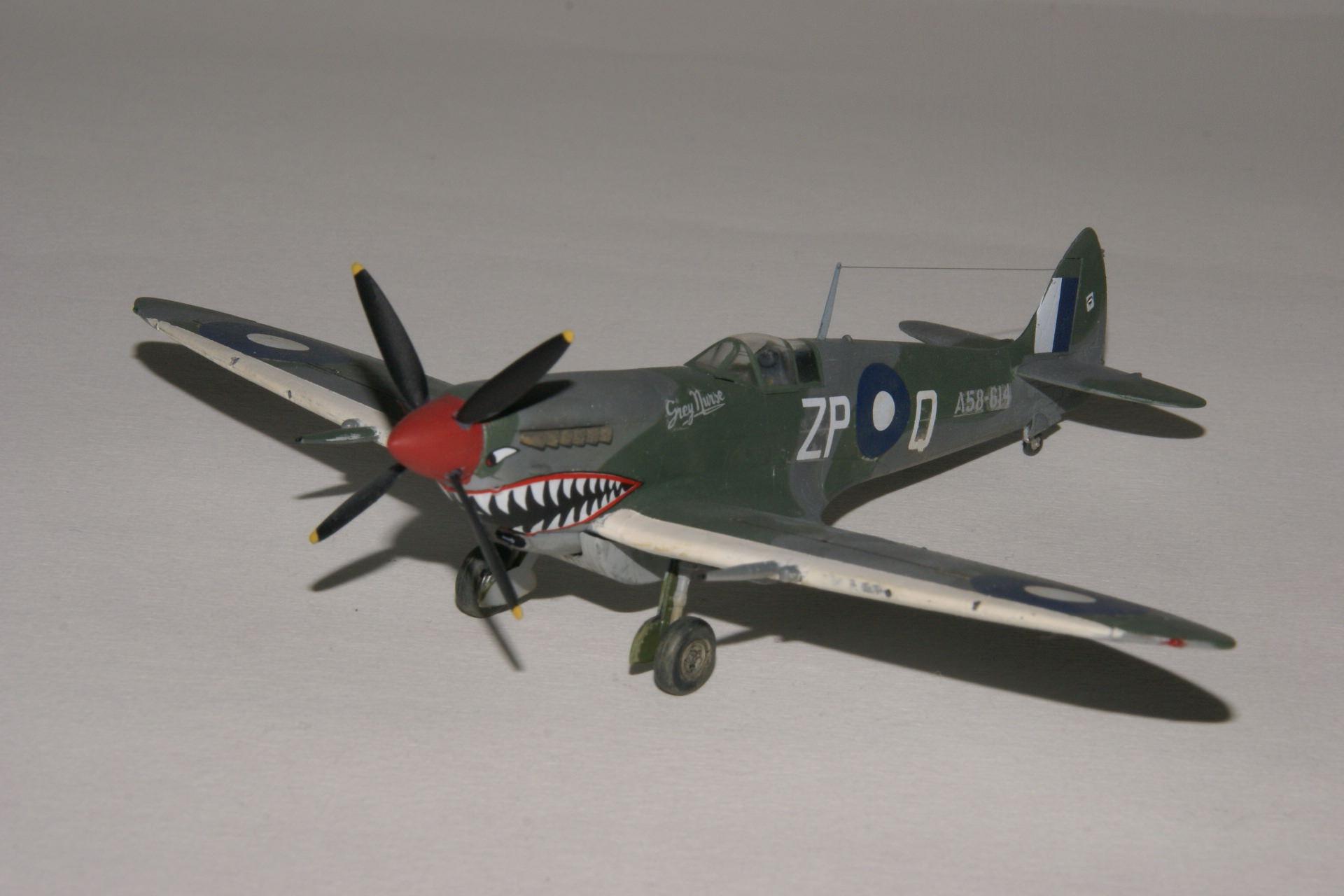 Supermarine spitfire viii 8