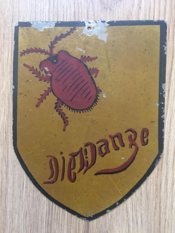 Ww2 german luftwaffe fighter personal emblem me163 me109 fw190 die wanze la punaise 3