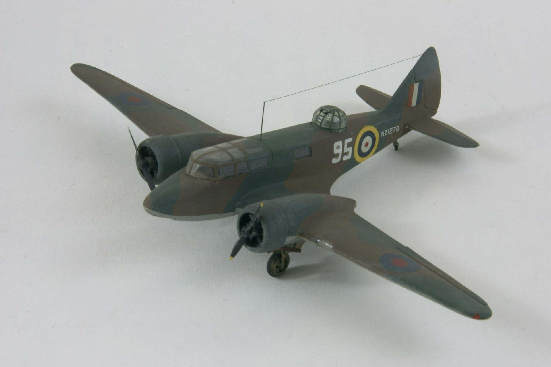 Airspeed as 10 oxford i 1