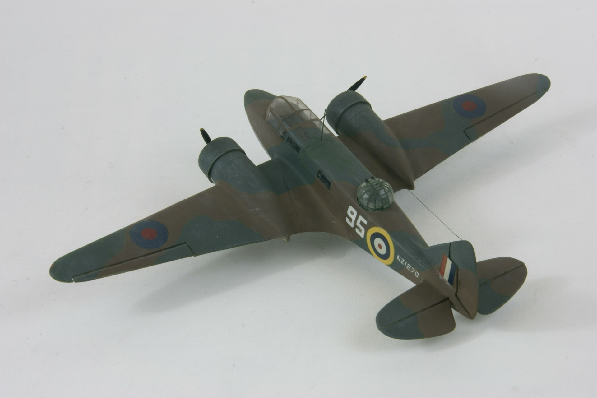Airspeed as 10 oxford i 2 1