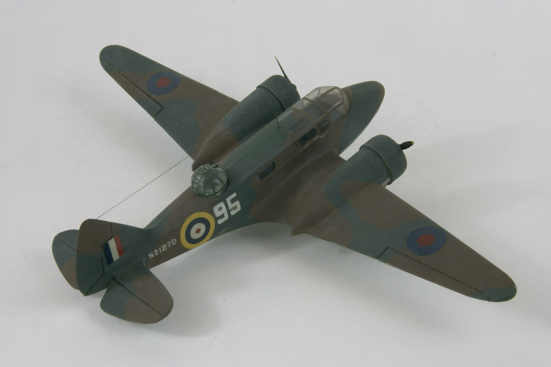 Airspeed as 10 oxford i 3 1