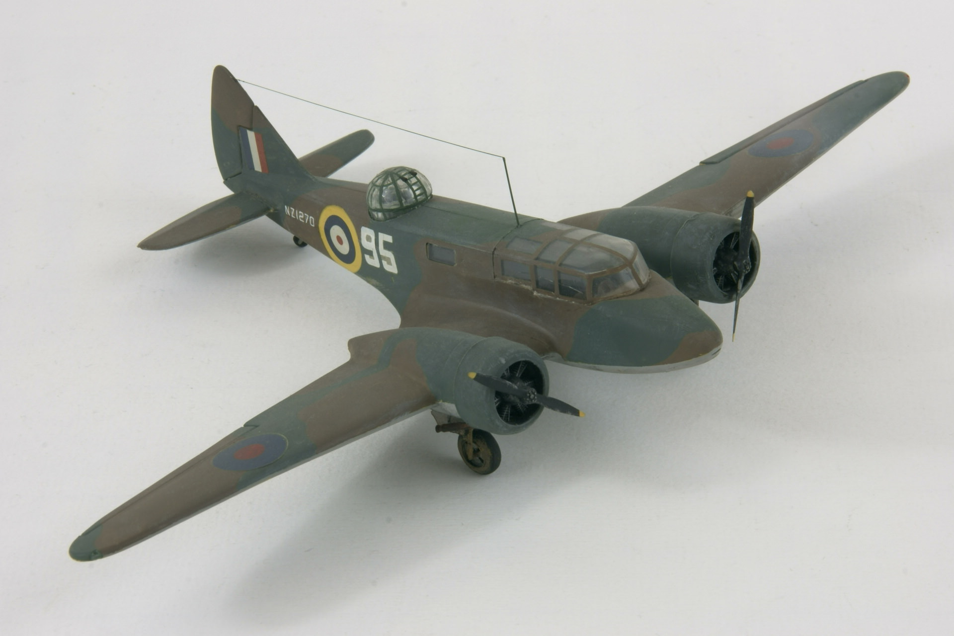 Airspeed as 10 oxford i 4 1