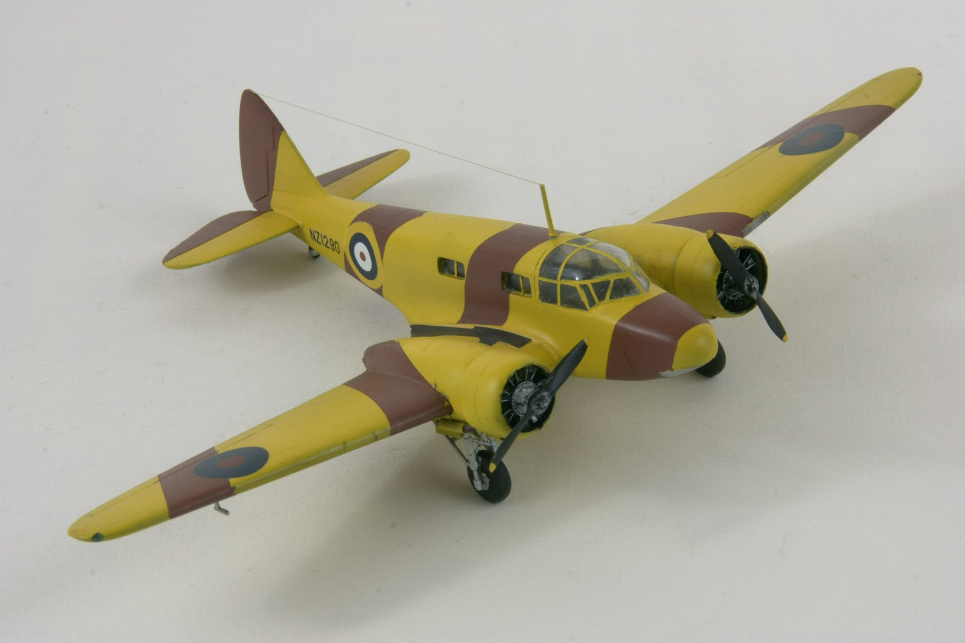 Airspeed as 10 oxford ii 4 1