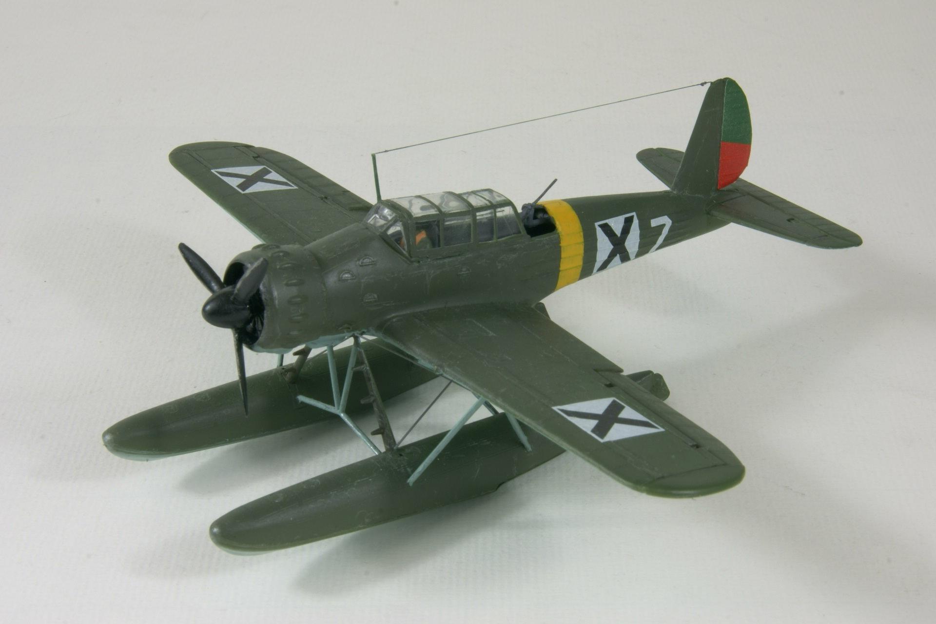 Arado 196a 3 2 1