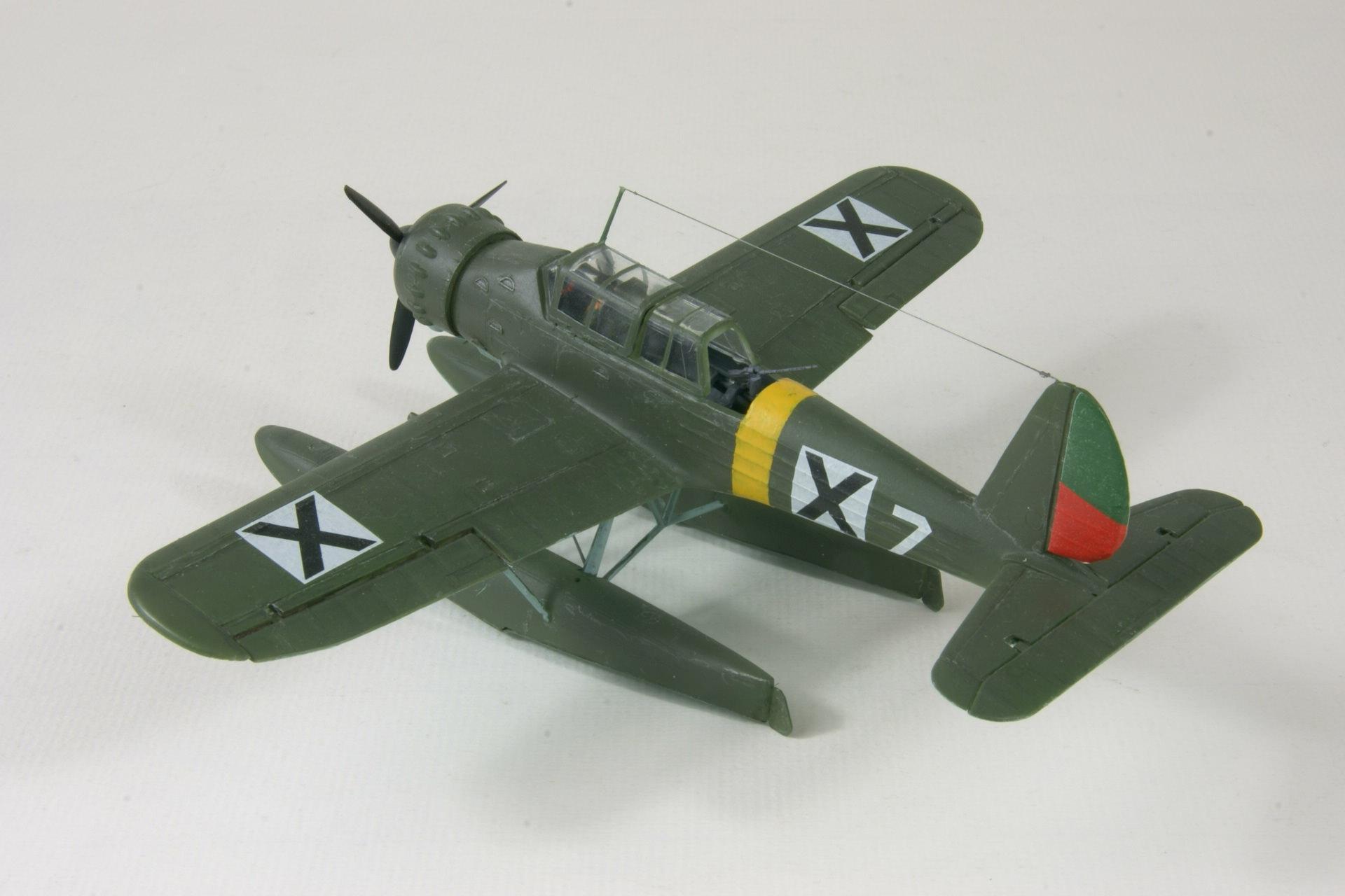 Arado 196a 3 3 1