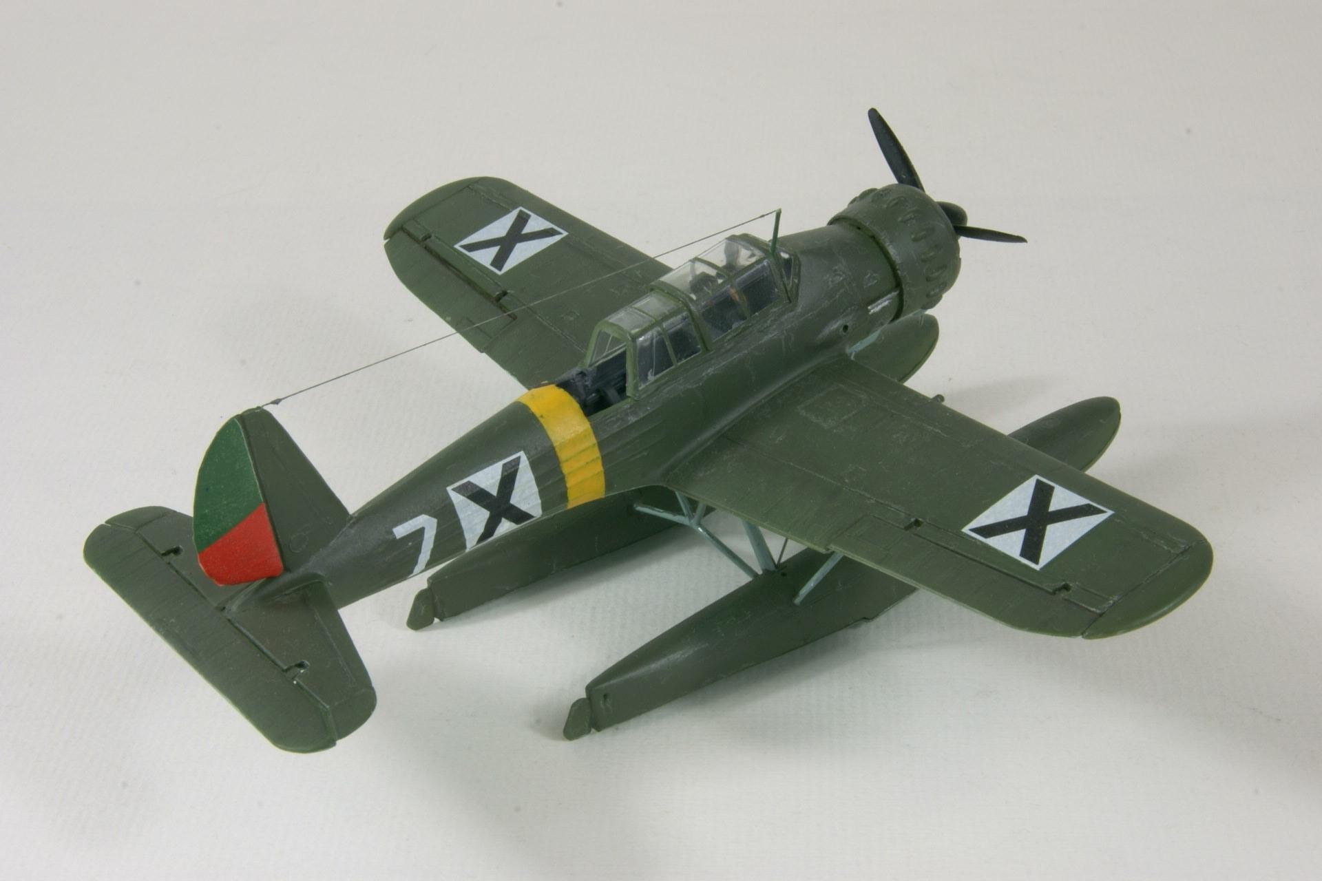 Arado 196a 3 4 1