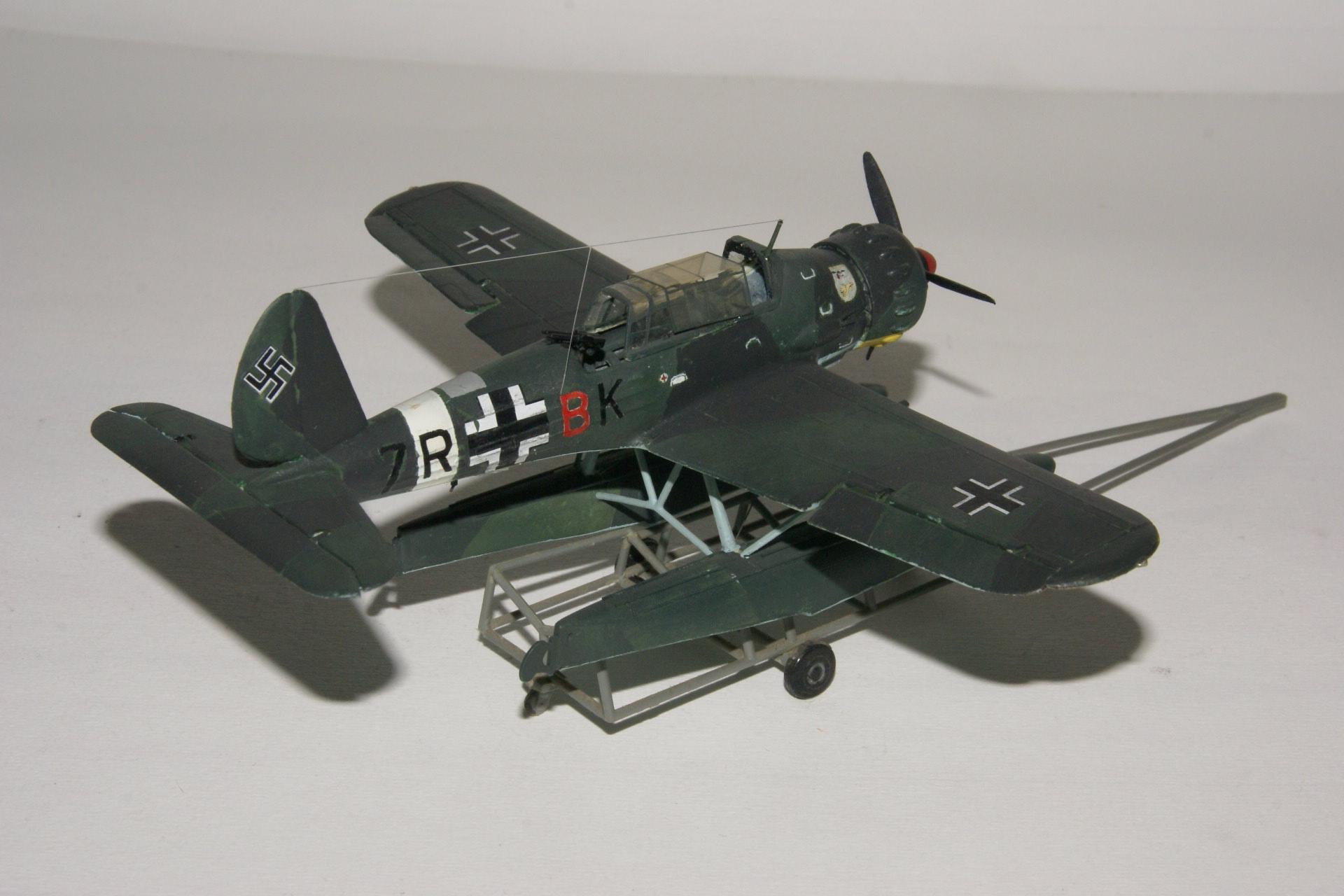 Arado 196a 3 4