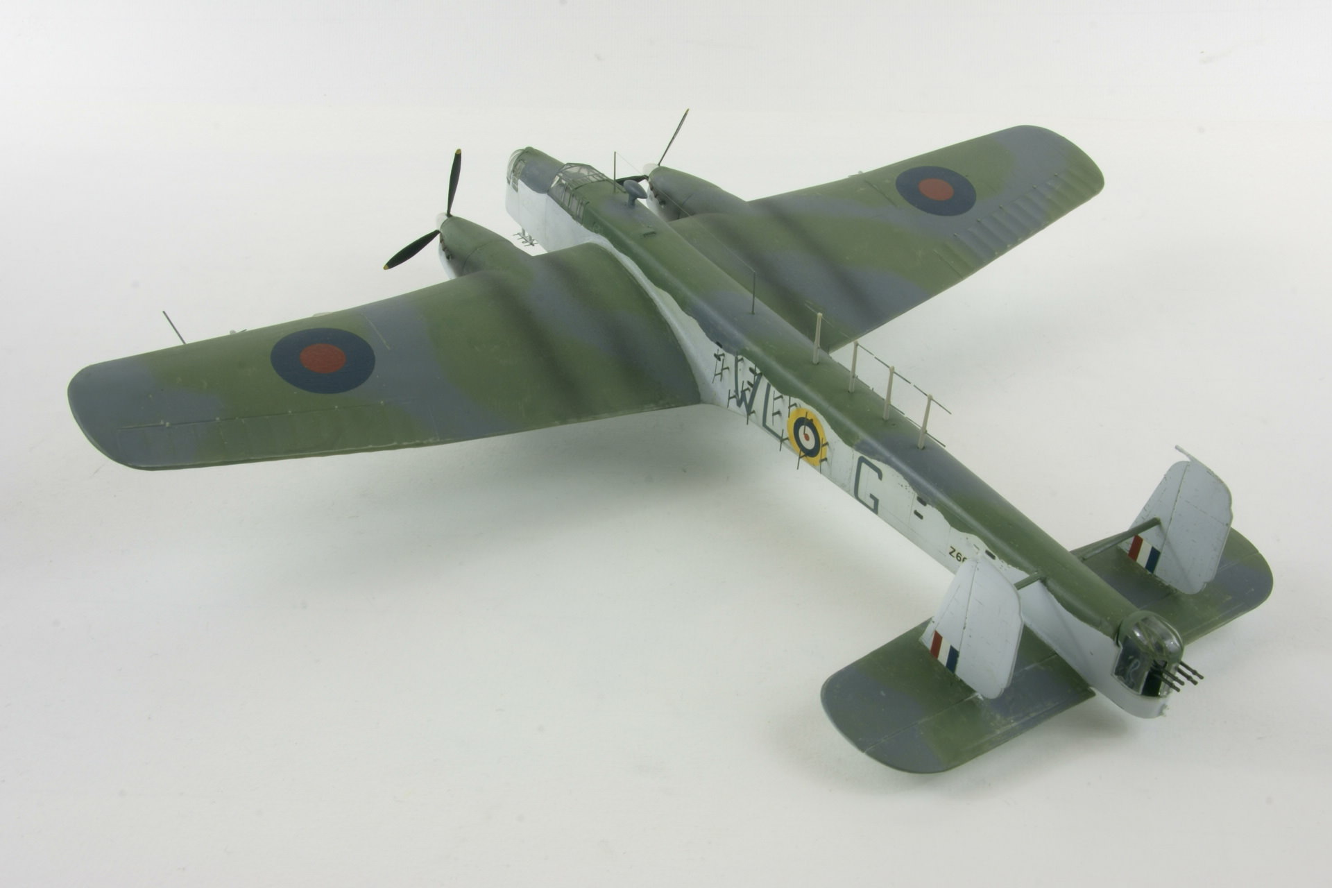 Armstrong whitworth whitley gr vii 2 1