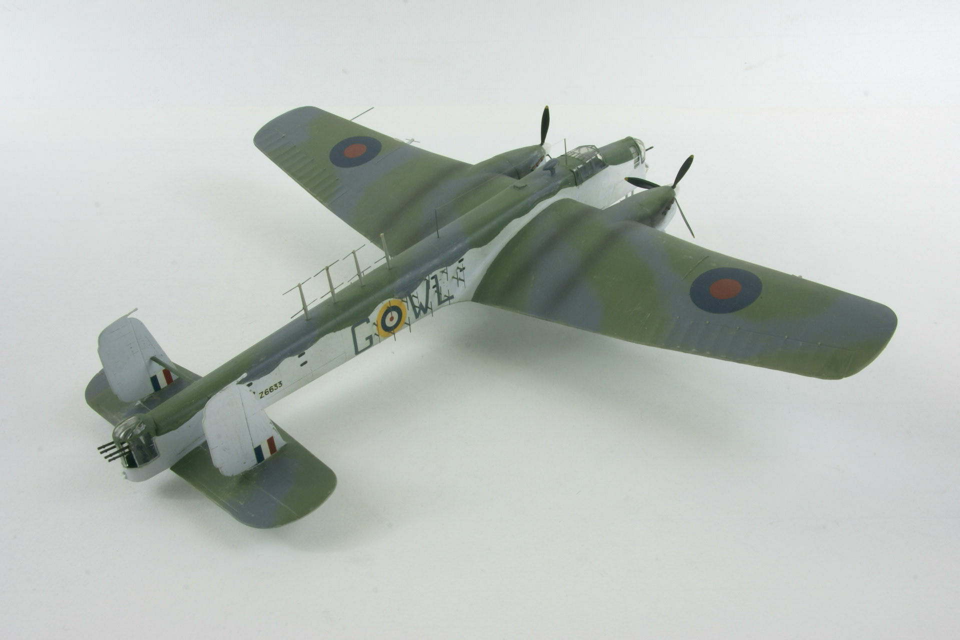 Armstrong whitworth whitley gr vii 3 1